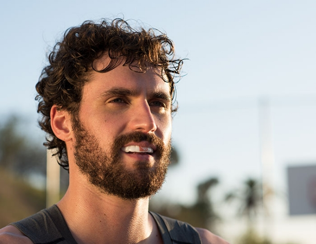 Kevin Love Talks NBA Mouthguards
