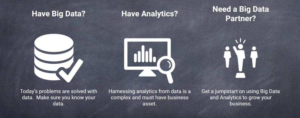 Big Data Analytics Partner
