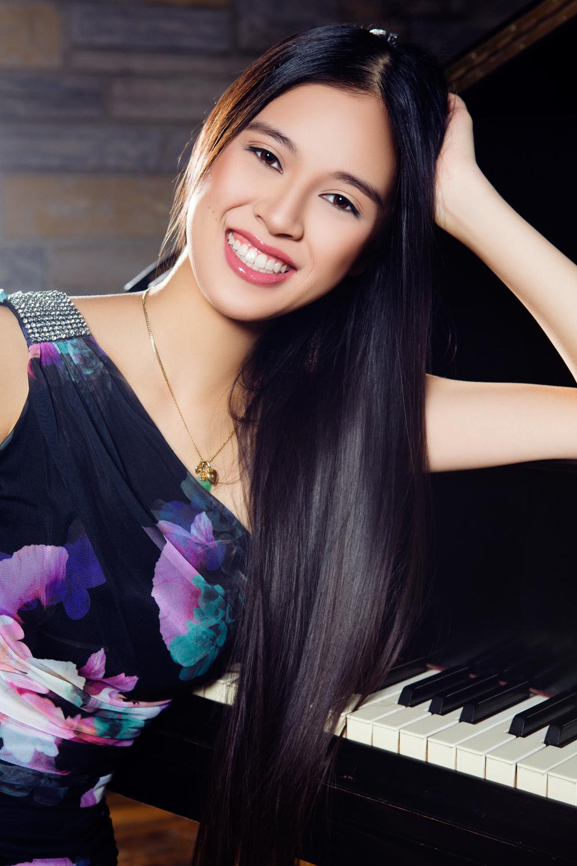 Ylan Chu, pianist   ©  Katia Pershin