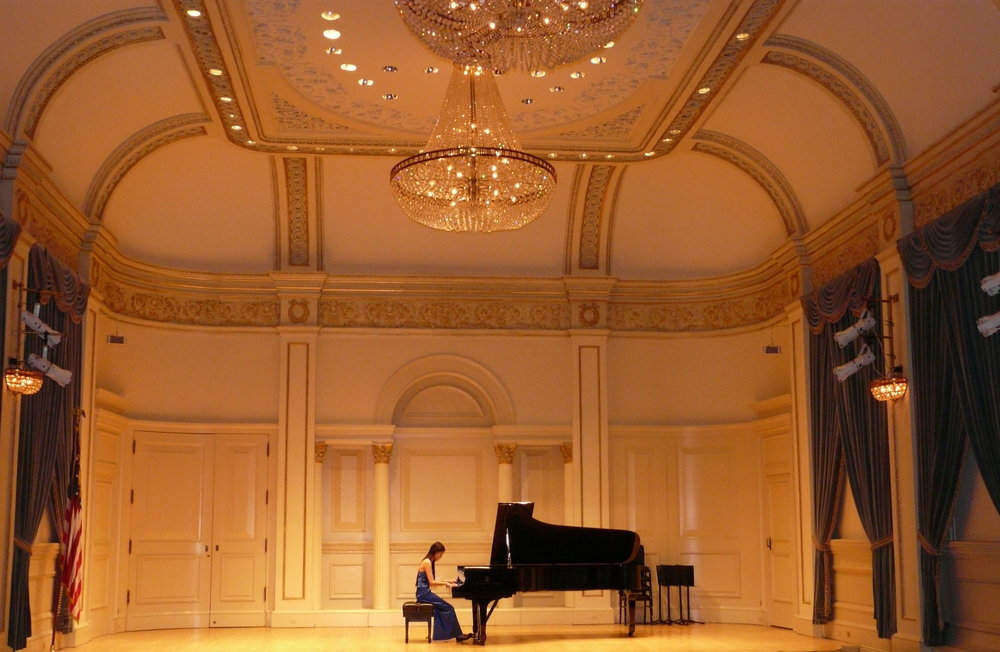 Weill Recital Hall, Carnegie Hall