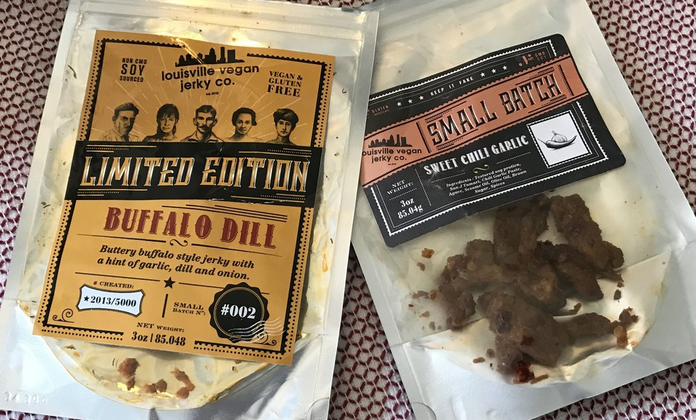 Louisville Vegan Jerky Co.