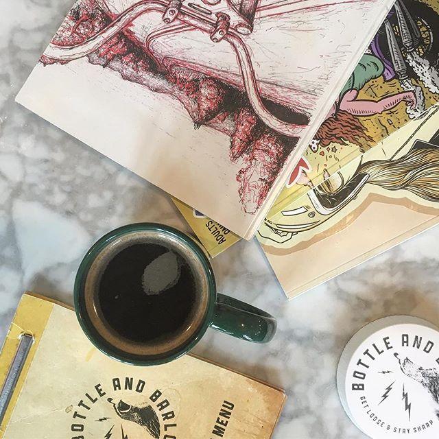 Coffee and a Haircut [and Irish Whiskey] #getloosestaysharp | #howiseasons