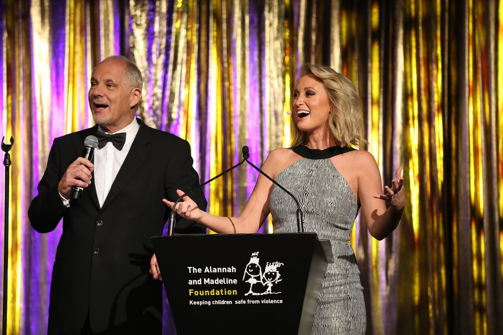 Jane Bunn: Master of Ceremonies MC Host at Starry Starry Night, Crown Palladium