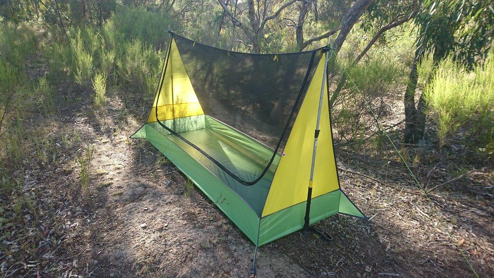 StarGazer 1 net Tent & StarGazer 1 net Tent u2014 Terra Rosa Gear