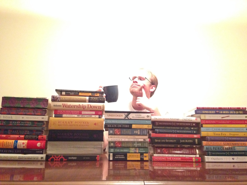 2015 project: read 52 books in 52 weeks