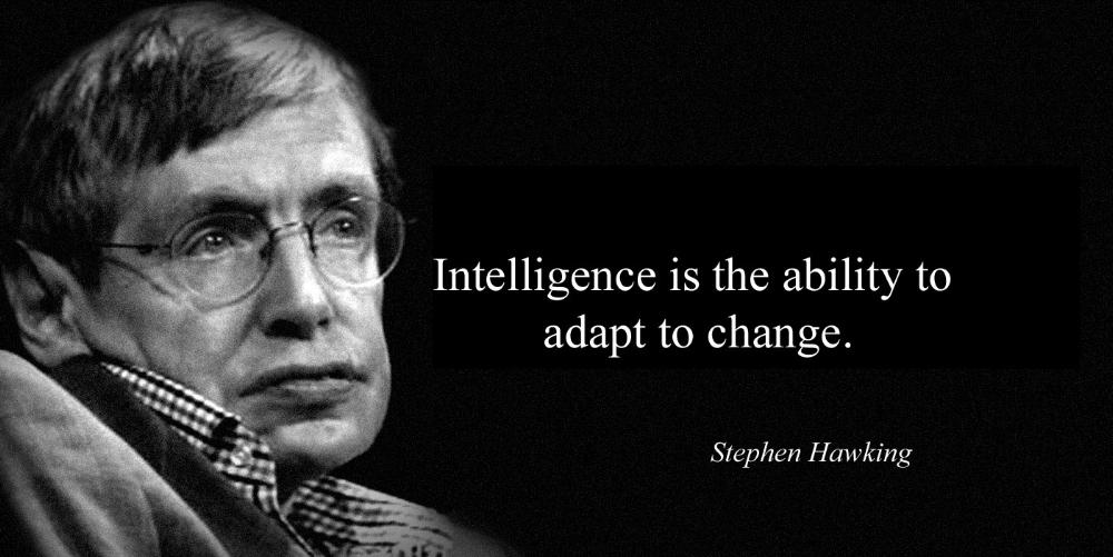 Stephen Hawking Intelligence Ability Adapt Change.jpg