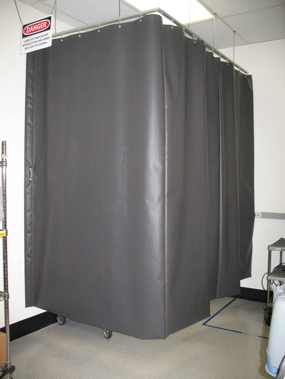 Laser Barrier Curtain