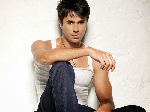 Mmmm, maybe a handsome Spaniard like Enrique...?