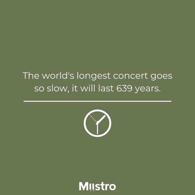 All we can say is that we hope the music at least sounds good ;) #LongestConcertEver #MiistroMusic #LndOnt #Toronto