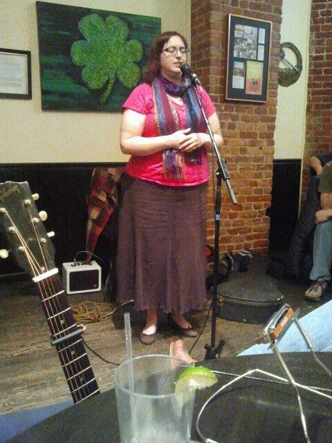 Storyteller Elizabeth