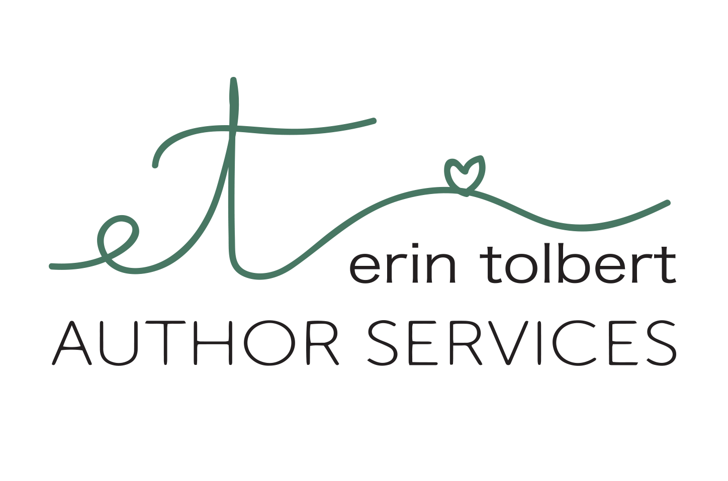 Erin Tolbert - Author Assistant and Project Manager