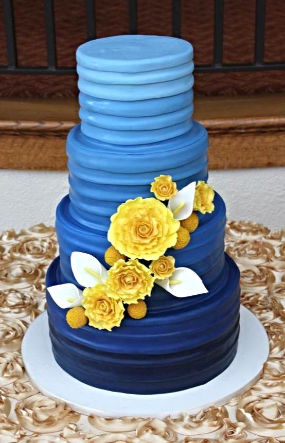 Elegant Wedding Cakes Cake Coquette