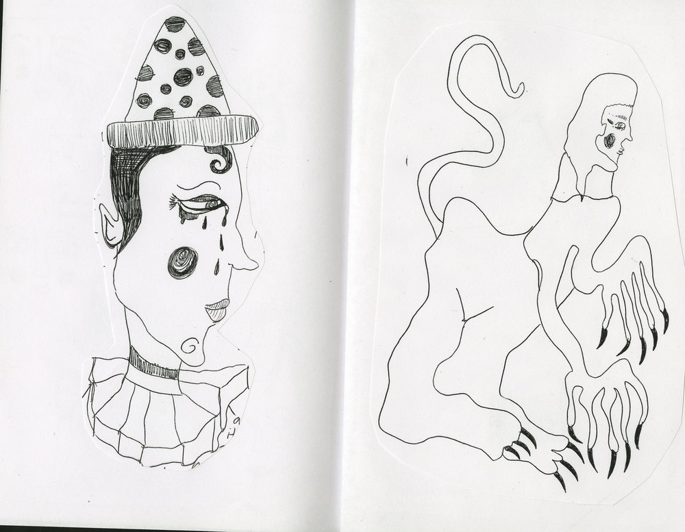 """""""Drawings From Winter"""""""