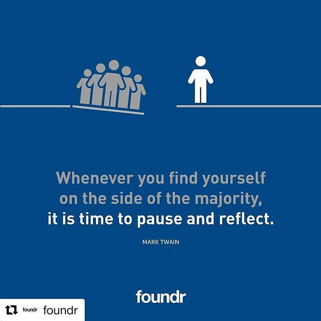 Shoutout to all the small businesses in London who made their own venture versus joining a chain. #respect  Repost via @foundr