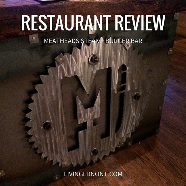Check out my restaurant review on @meatheadslondon! What an incredible addition to Downtown London! Warning, reading the blog will make you hungry. Check it out! Link in bio.