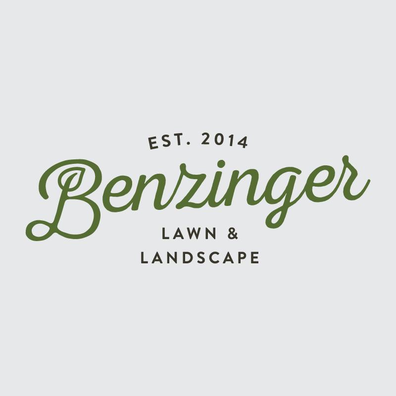 Benzinger Lawn & Landscape  Brand Design