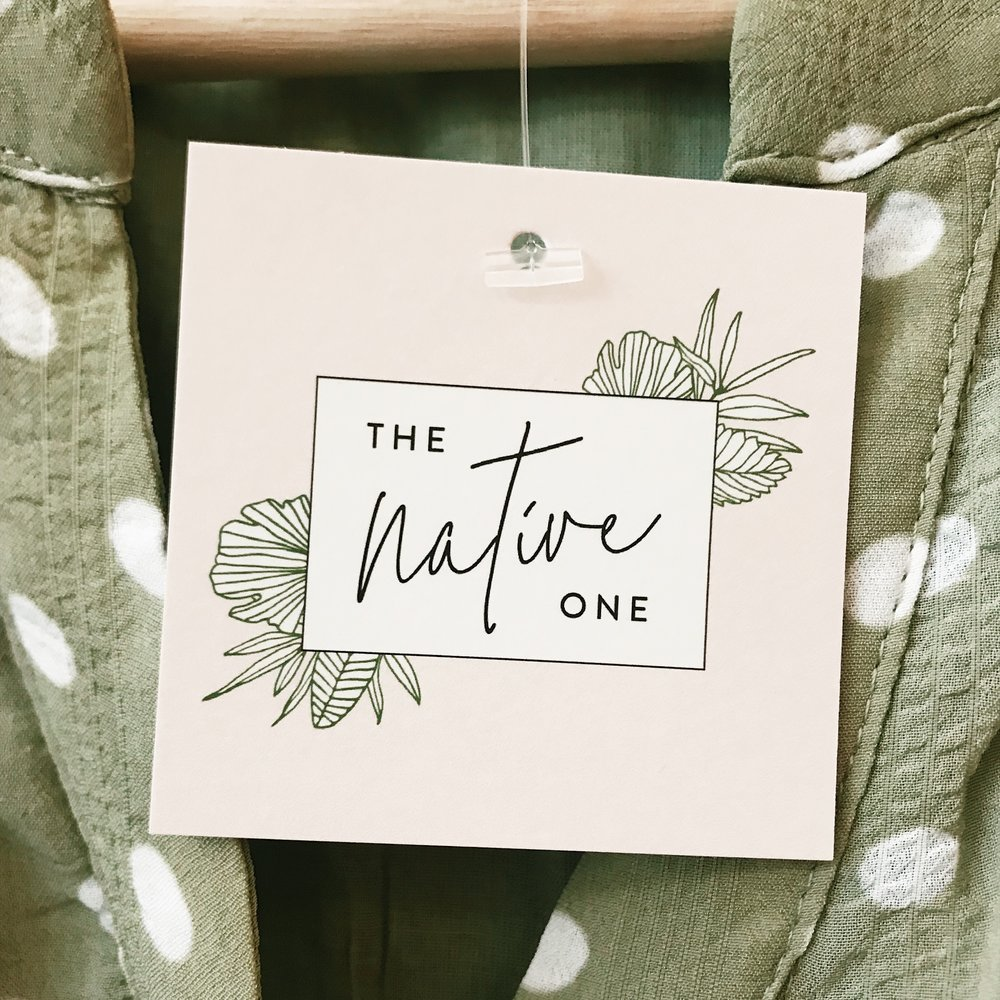 The Native One  Brand Design