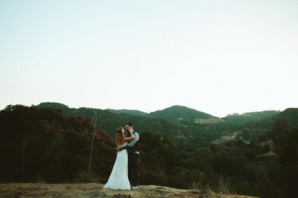 Topanga Canyon Wedding Photography