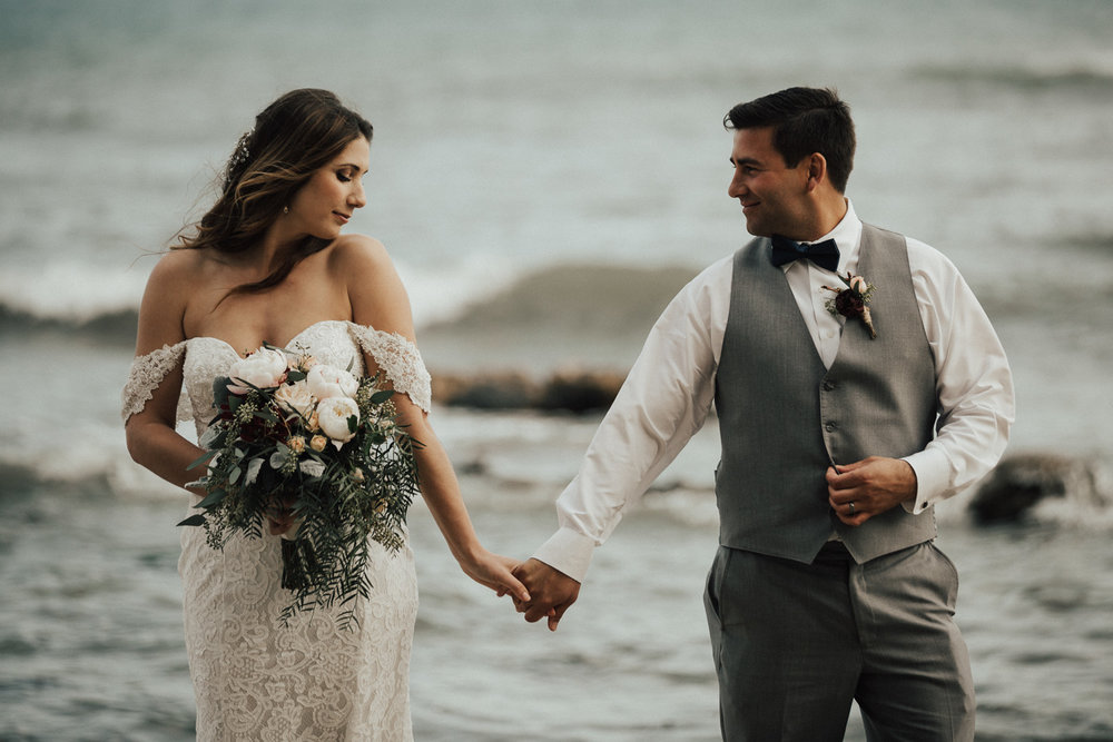 unique and beautiful santa barbara wedding