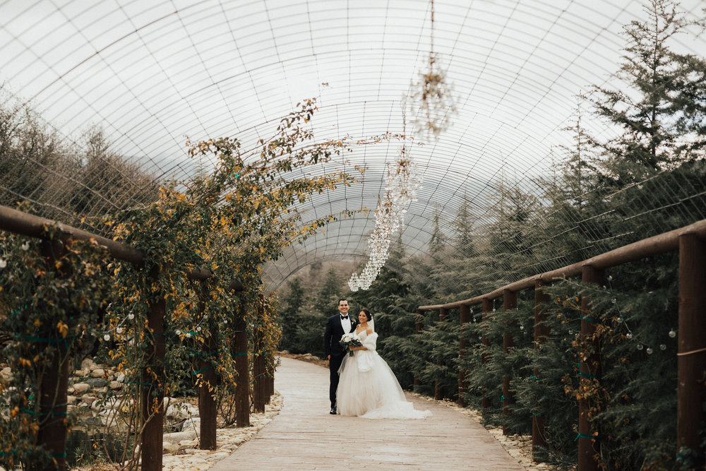 Glen Oak Wedding at Serendipity Gardens