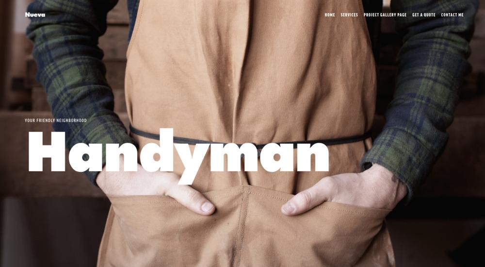 HANDYMAN >