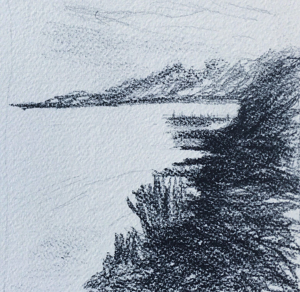 Sketch 33 Pencil on paper