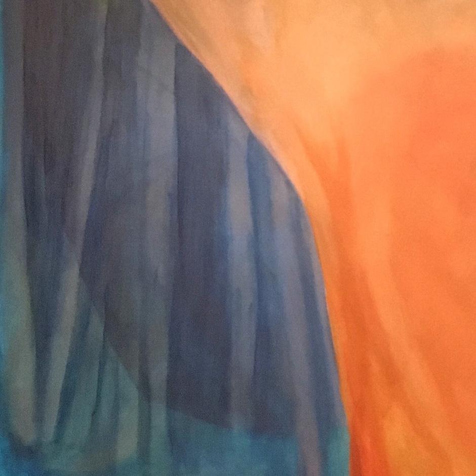 Sketch 49 acrylic on canvas