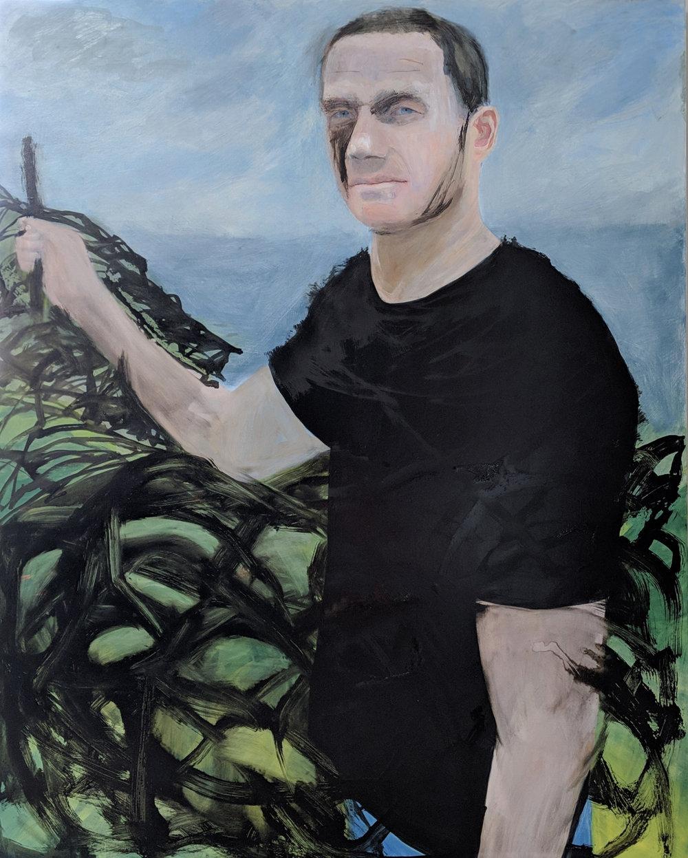 Alan's Portrait