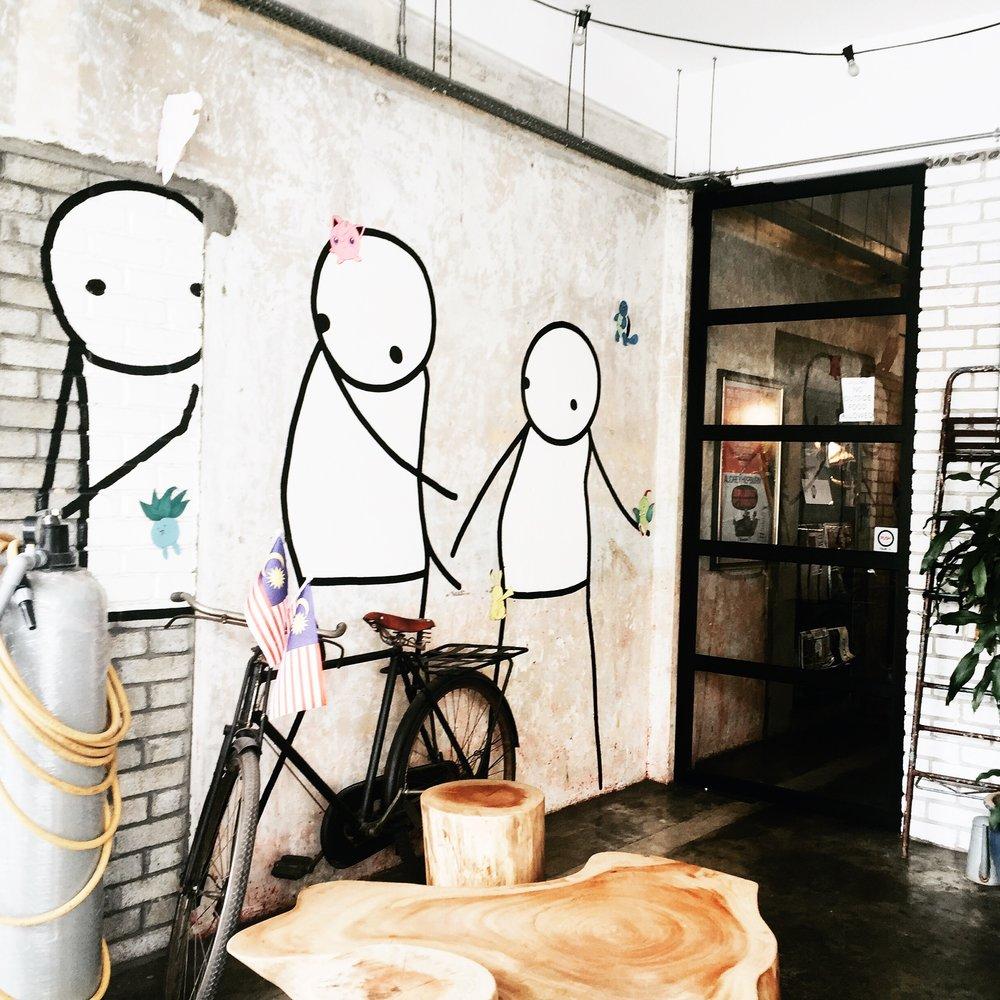 Cafe  123 Gasing (  123  Jalan   Gasing  , Petaling Jaya)