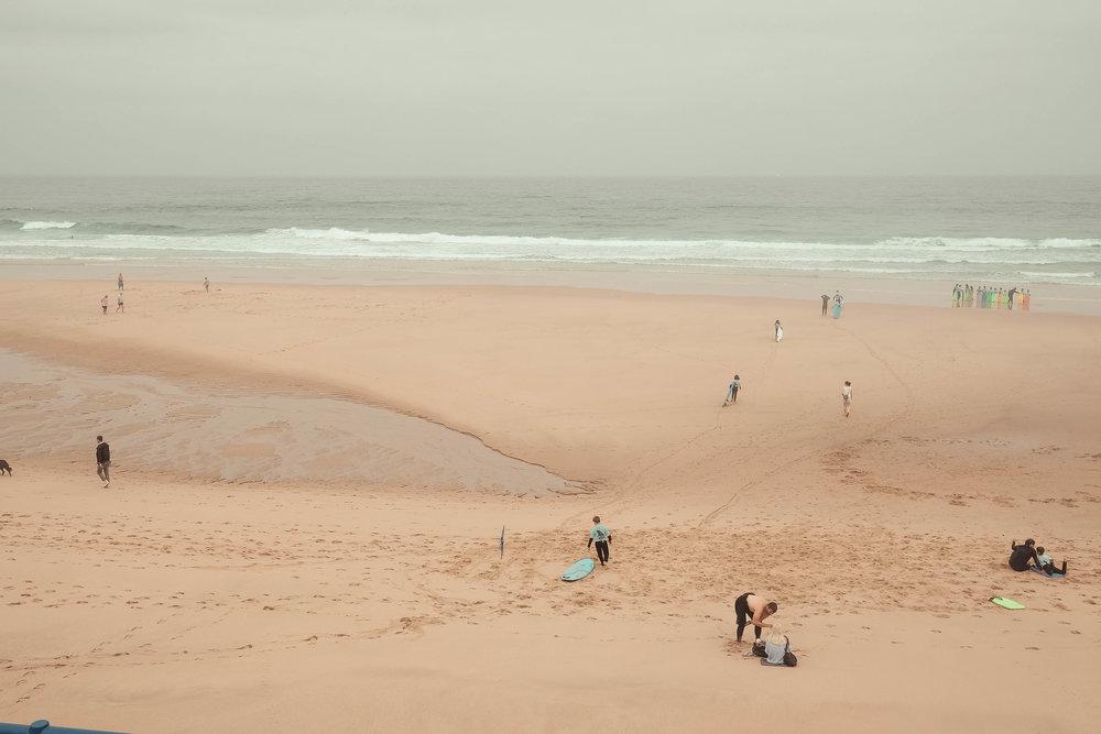 Carcavllos Beach