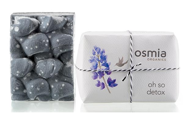 Osmia Organics Oh So Detox Soap