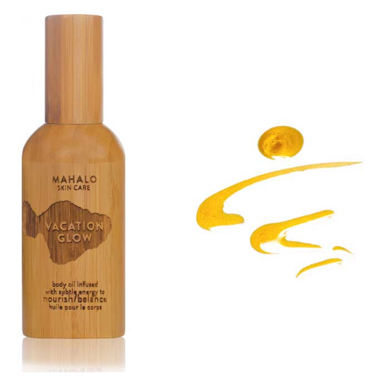 Mahalo Skin Care Vacation Glow
