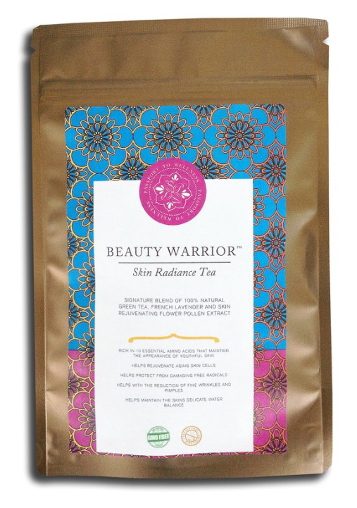 Beauty Warrior Skin Radiance Tea