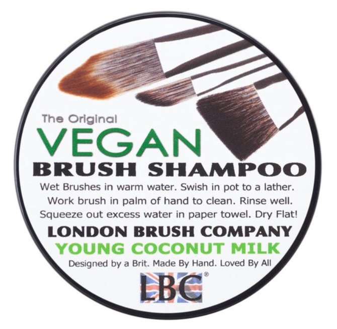 London Brush Company Brush Shampoo