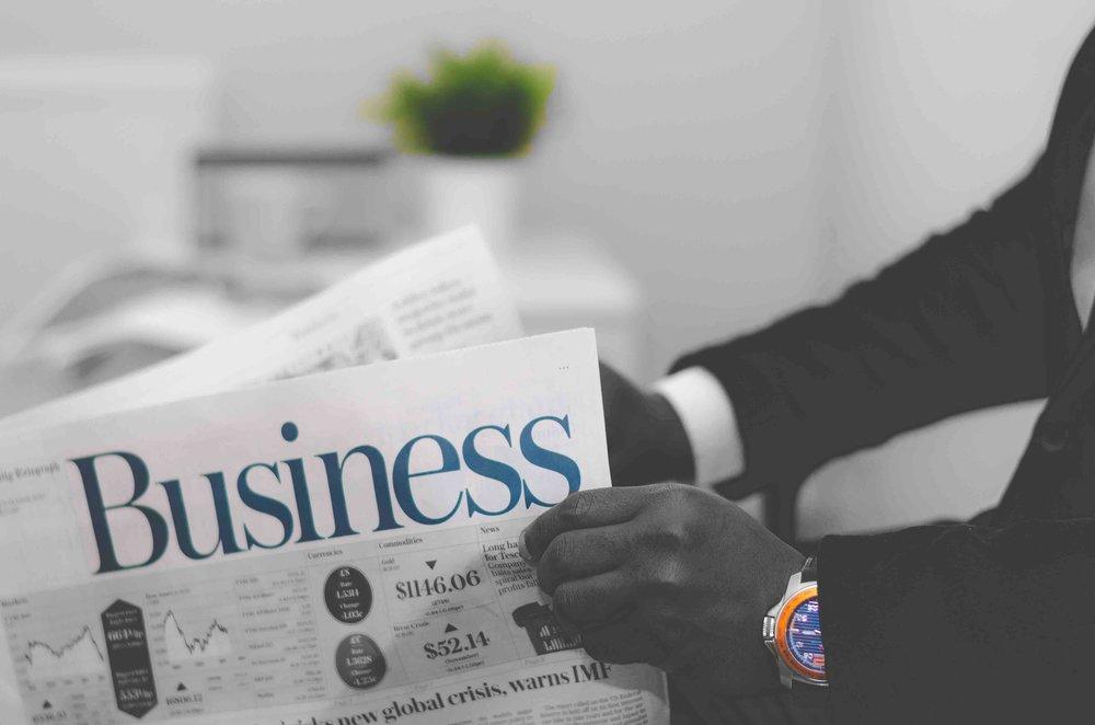 ANTICIPER VOS MARCHES & VOTRE IMPACT BUSINESS