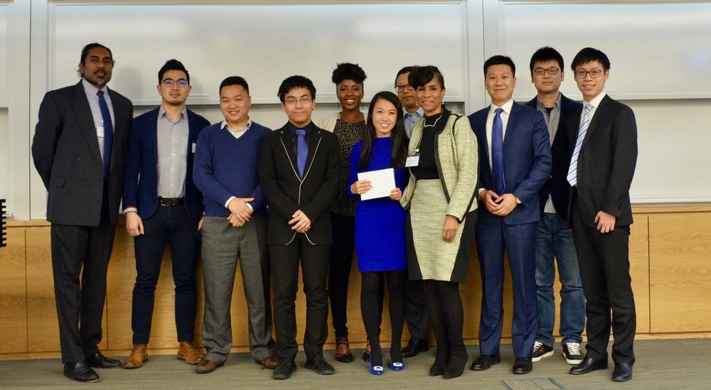 Team FIX Win's Inaugural HealthVenture China Pitch Competition
