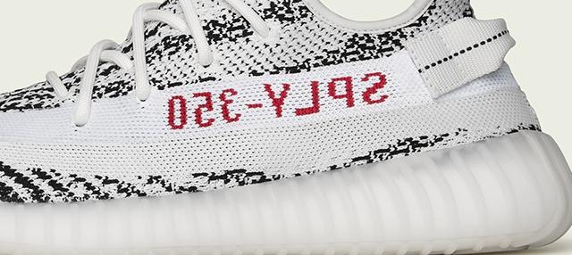 Buy Yeezy boost 350 V 2 'Zebra' raffle Cyber Monday Sale