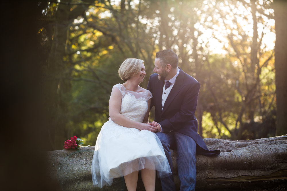 bride and groom wedding photographer, south wales