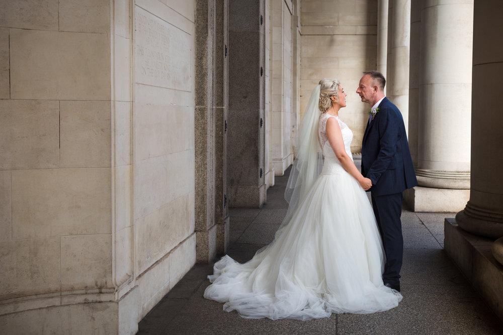 Cardiff museum wedding photos. Wedding photographer cardiff city hall, cardiff