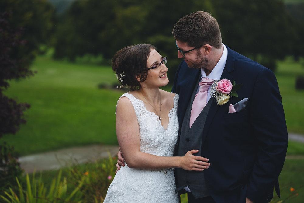 Bryn Meadows Country Hotel wedding photos