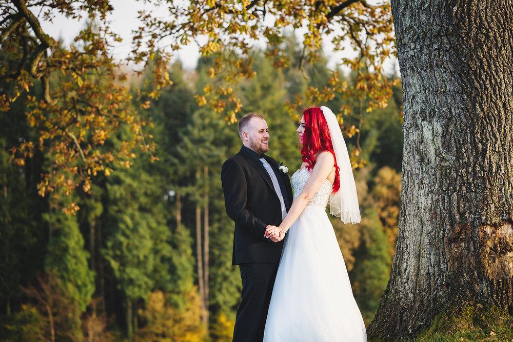 Canada Lake Lodge wedding photos