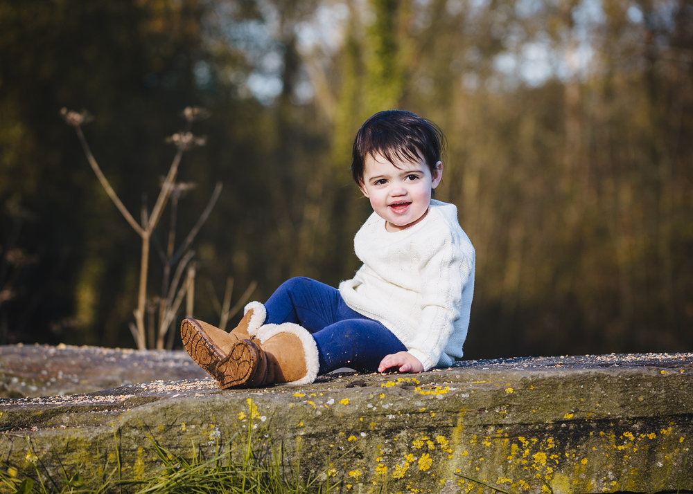 Location children's portraits south wales, caerphilly, cardiff