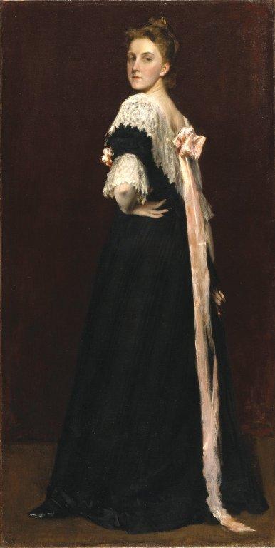 Lady Field Emmet, Brooklyn Museum, 1892.
