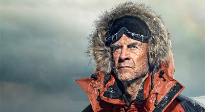 Sir Ranulph Fiennes - Good luck on your trip.  I've never pedalo'd so sadly I can't advise you other than to say Keep Going and listen to the met reports.Very best wishes,Ran Fiennes