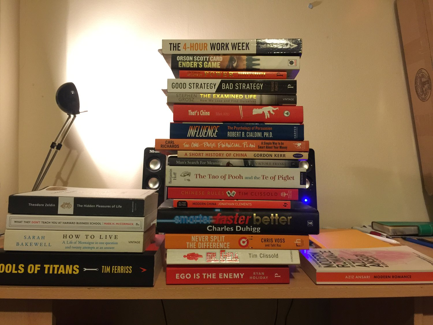 A Year Of Books 2016 In Review The Game Few