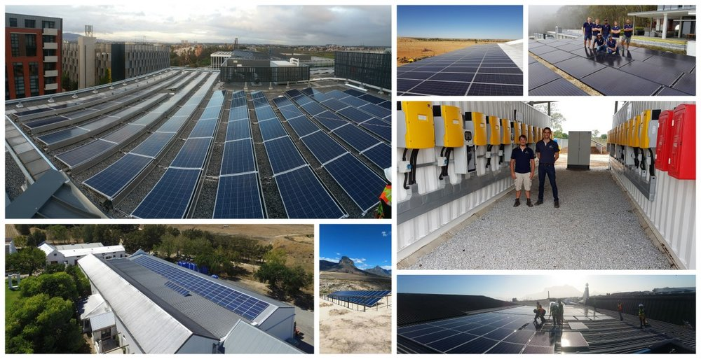 Our Solar Projects - Have a look at some of our recent projects, from small residential, total off grid projects all the way to large commercial installs.