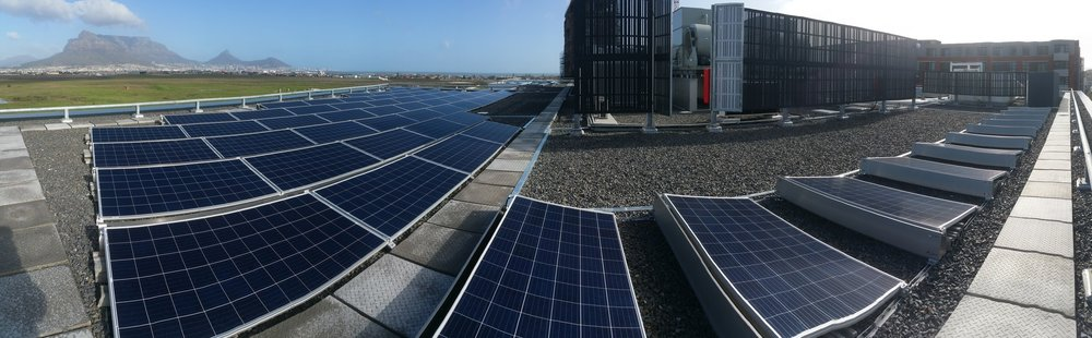 220 kW for  SOLA Future Energy  - Project completed on time. SolaFuture is our EPC partner for large commercial installations.