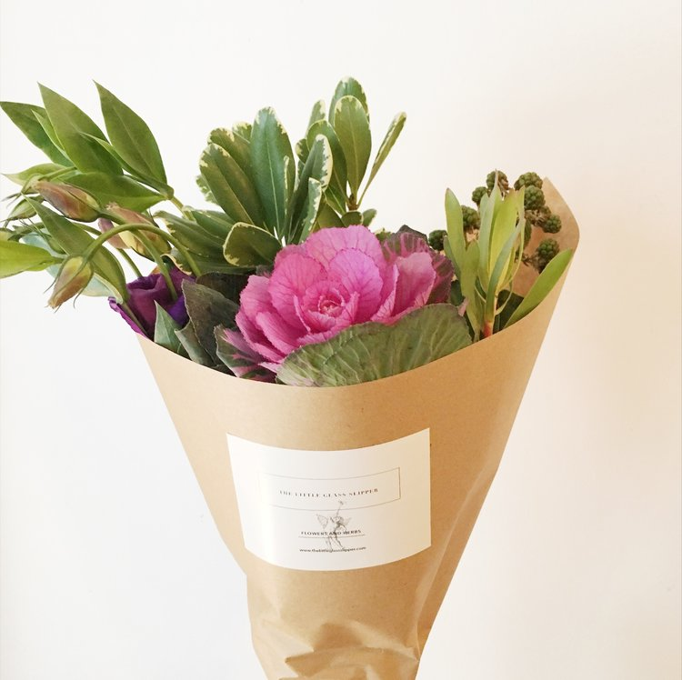 $25 Bouquet Subscription- In store Pick up Only — The Little Glass ...