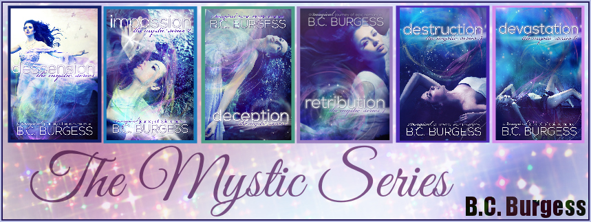 The ongoing Mystic Series
