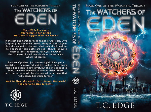 Watchers of Eden (The Watchers Trilogy Book 1)